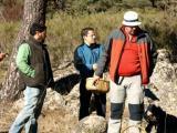 Itinerario naturalista por el pinar de Peguerinos (Avila).