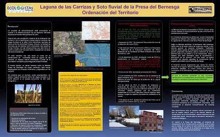 """Mesa redonda: """"Conservación de espacios naturales en zonas periurbanas. Caso de la Laguna de Las Carrizas""""."""