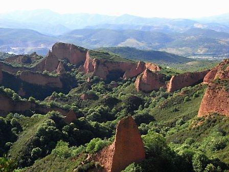 Hábitats naturales de interés comunitario (Provincia de León)