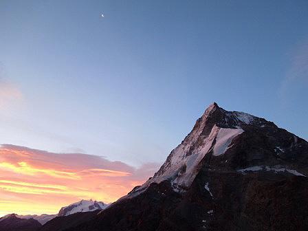 Pico Cervino o Matterhorn
